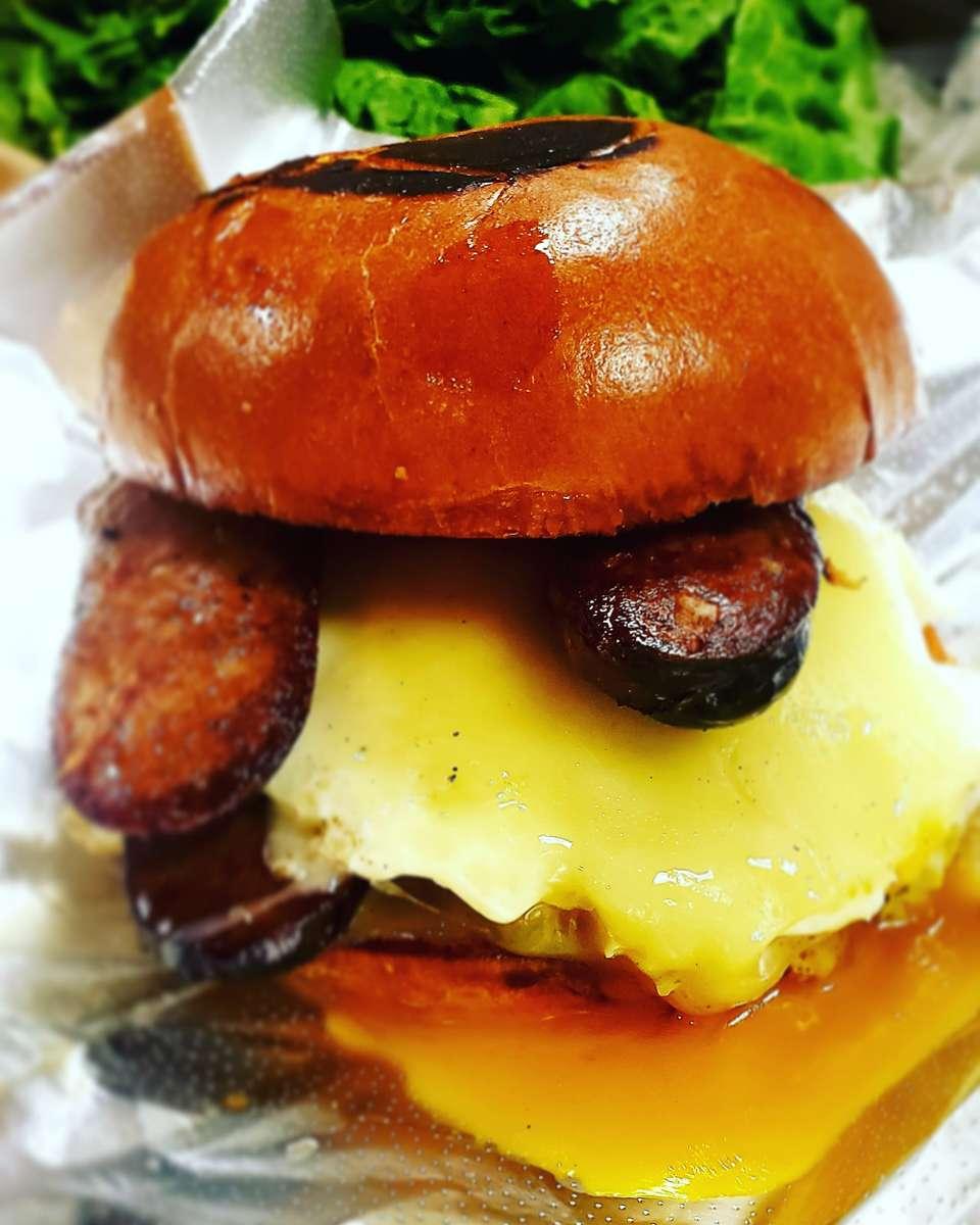 Big Mama's Breakfast Sandwich