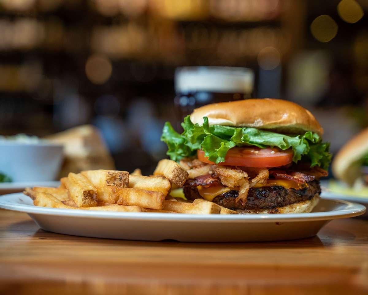 Wild Western Burger*