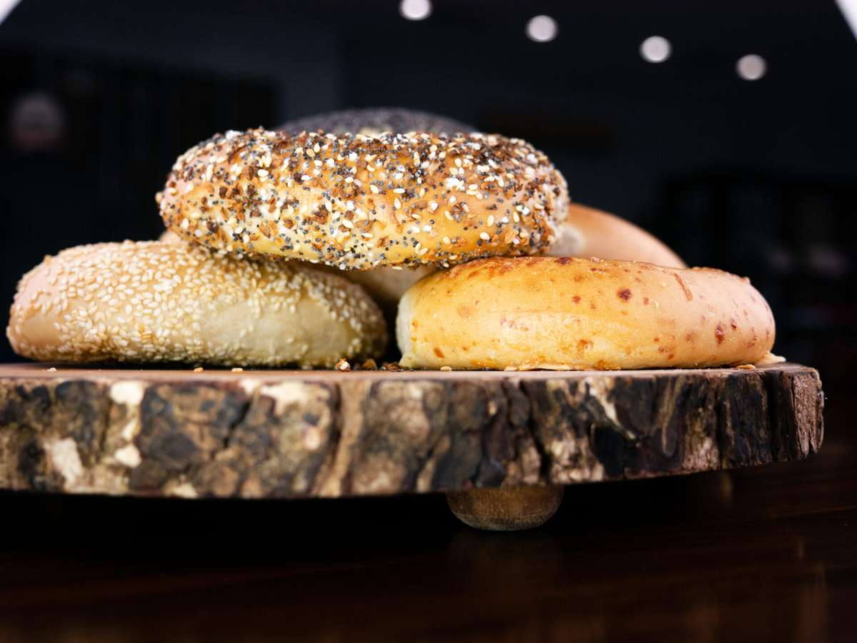 Just a Bagel