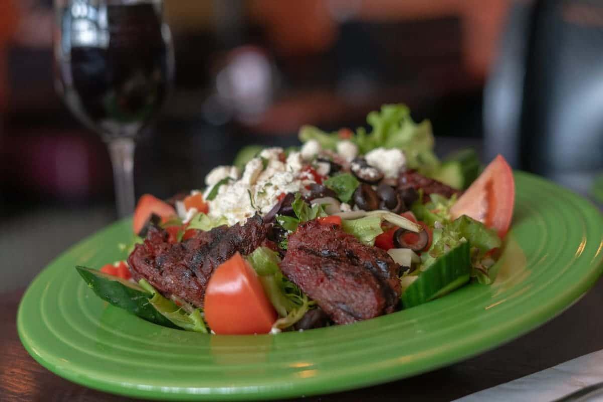 Greek Salad Bowl