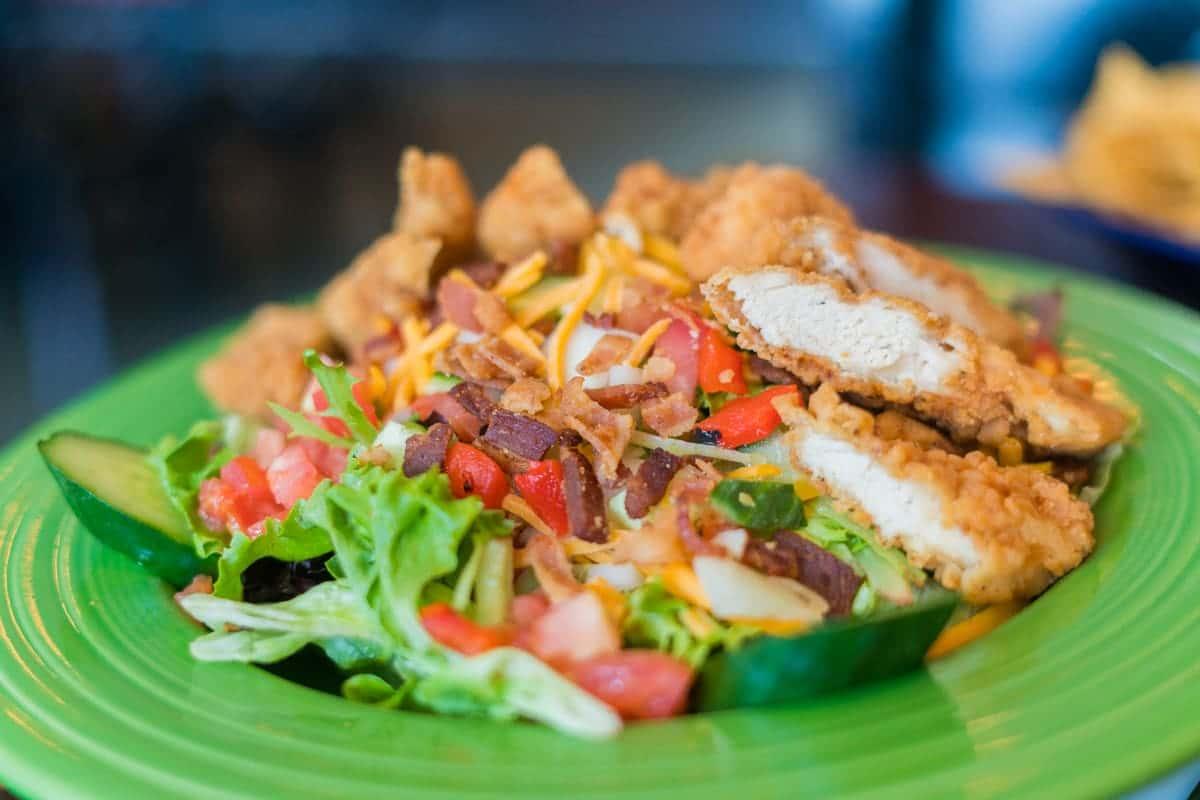 Honey Crisp Salad