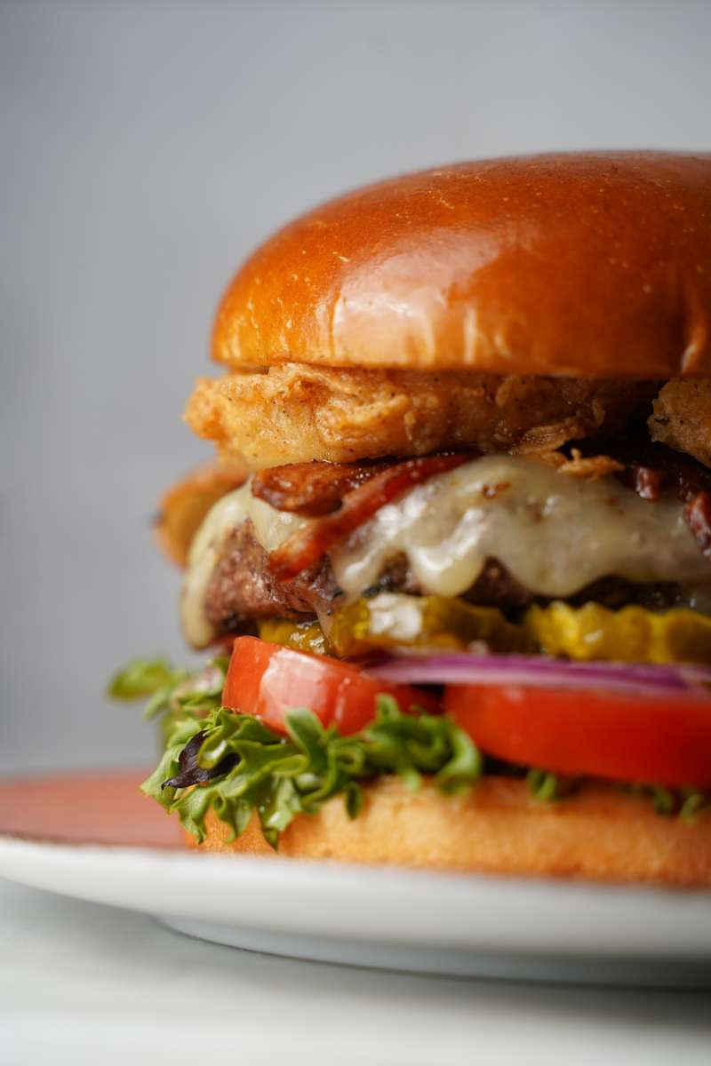 Smokehouse Bistro Burger