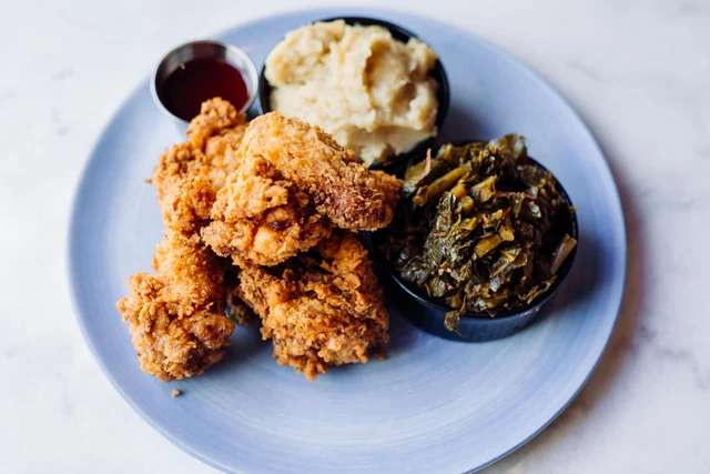 Fannie Mae's Famous Fried Chicken