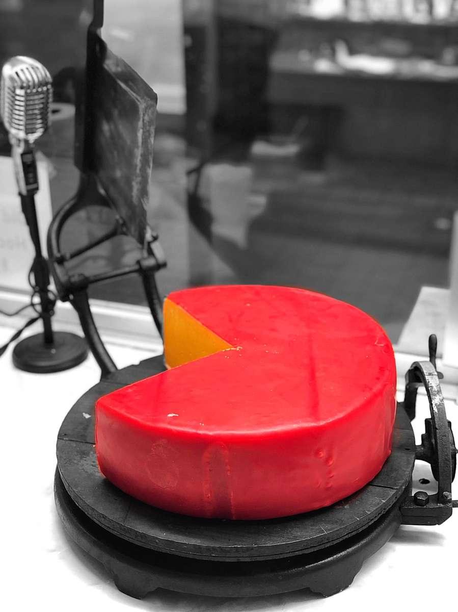 Hoop Cheese Slice