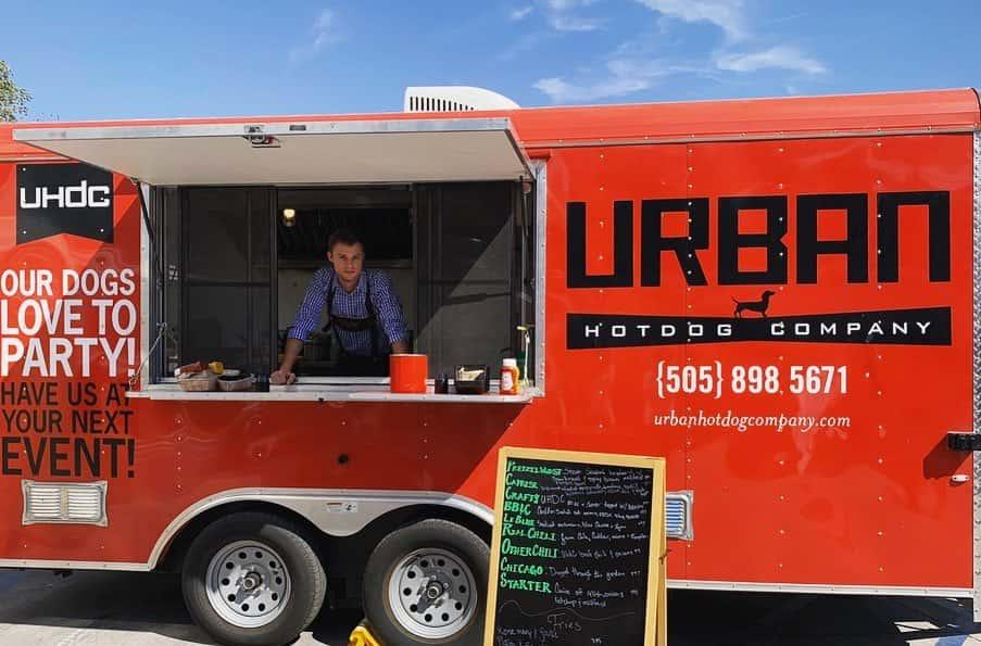 Mobile Kitchen debut
