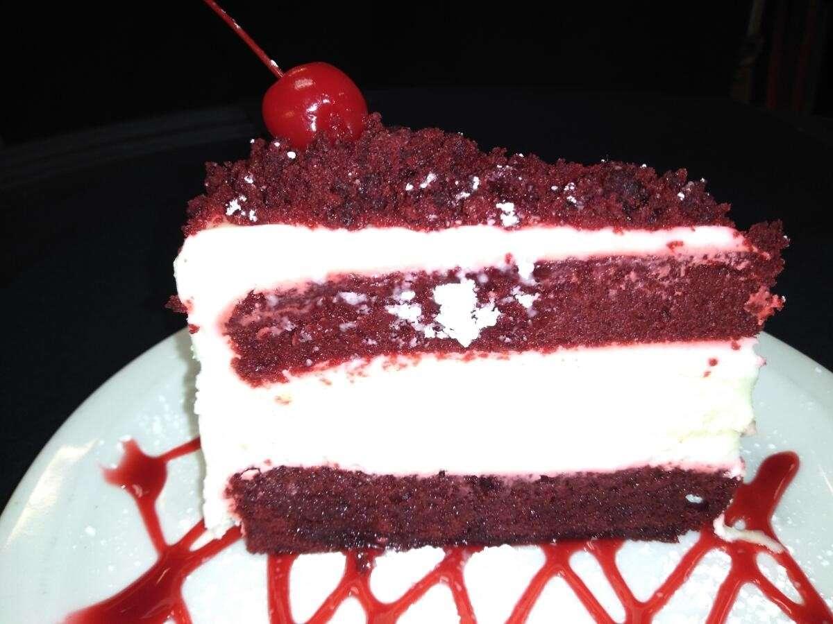Monsoon Cake (Red Velvet)