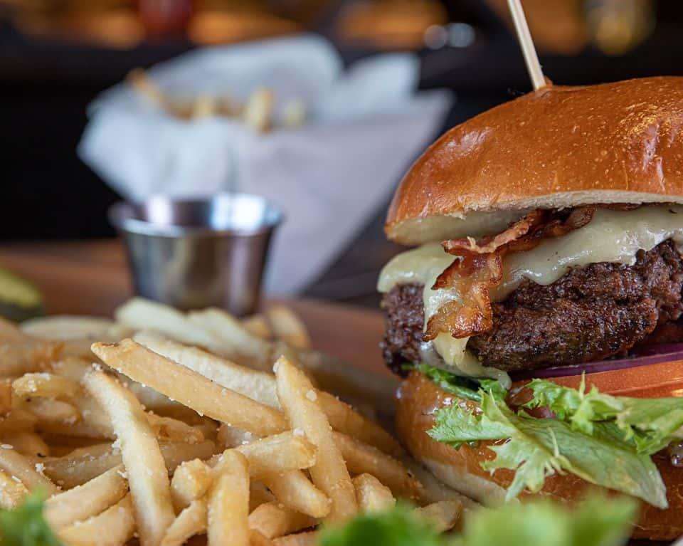 Custom Burger*