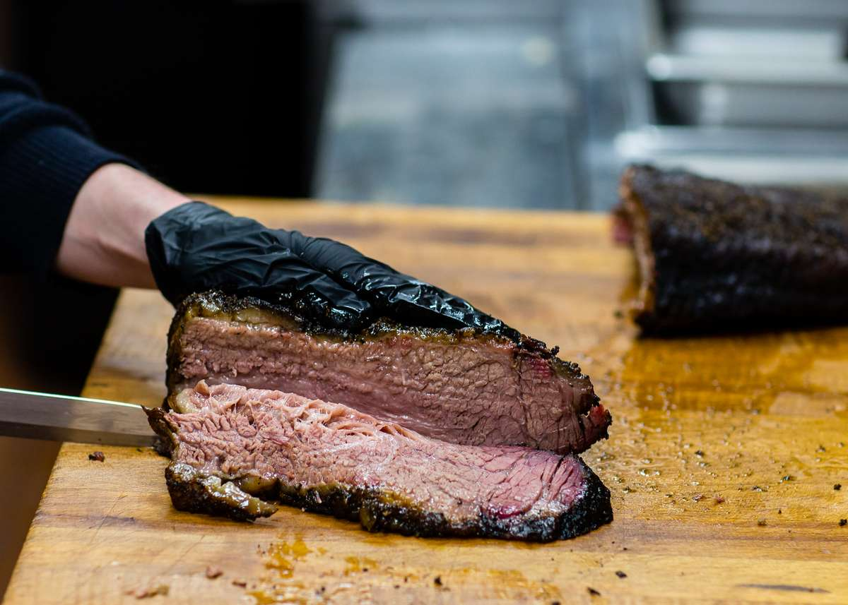 meat from landmark smokehouse