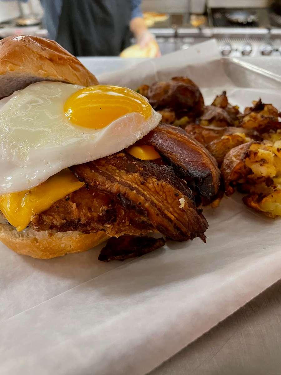 Early Bird Sandwich*