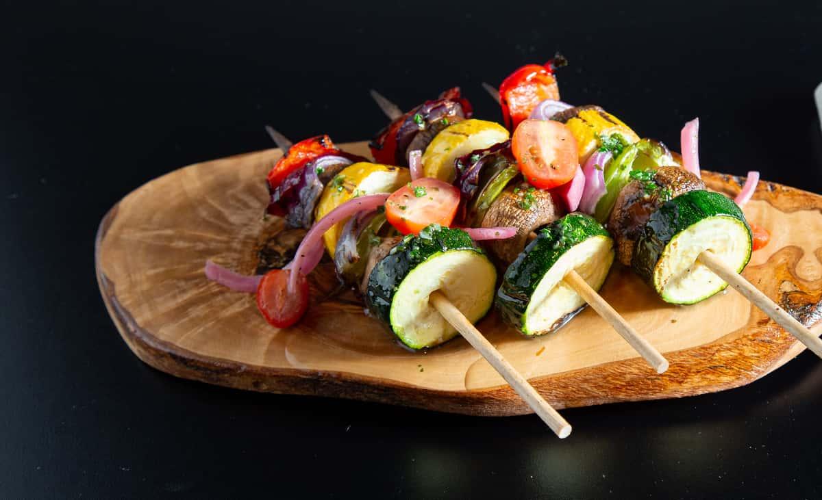 Veggie Suya Dinner