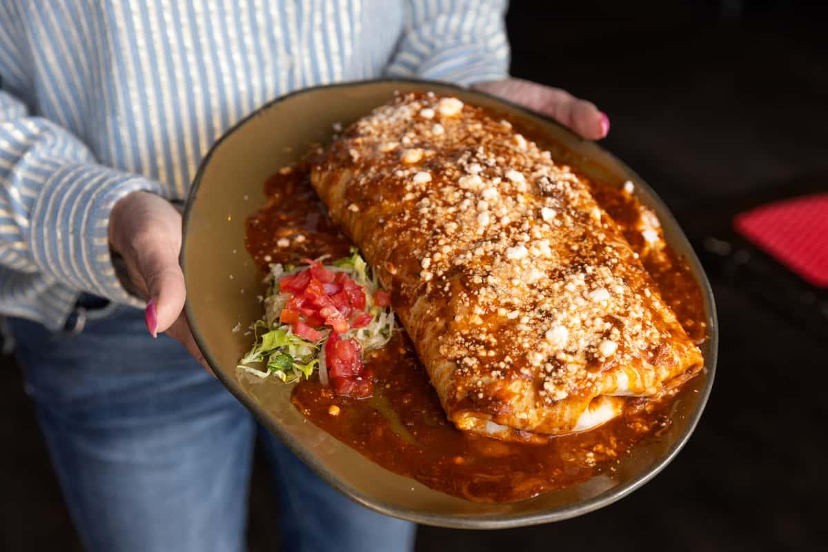 Jefe Burrito