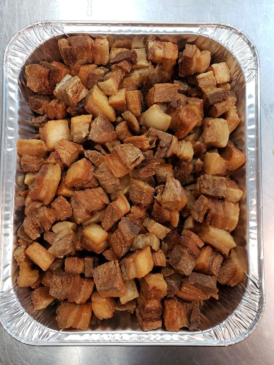 Lechon (Fried Pork Belly)