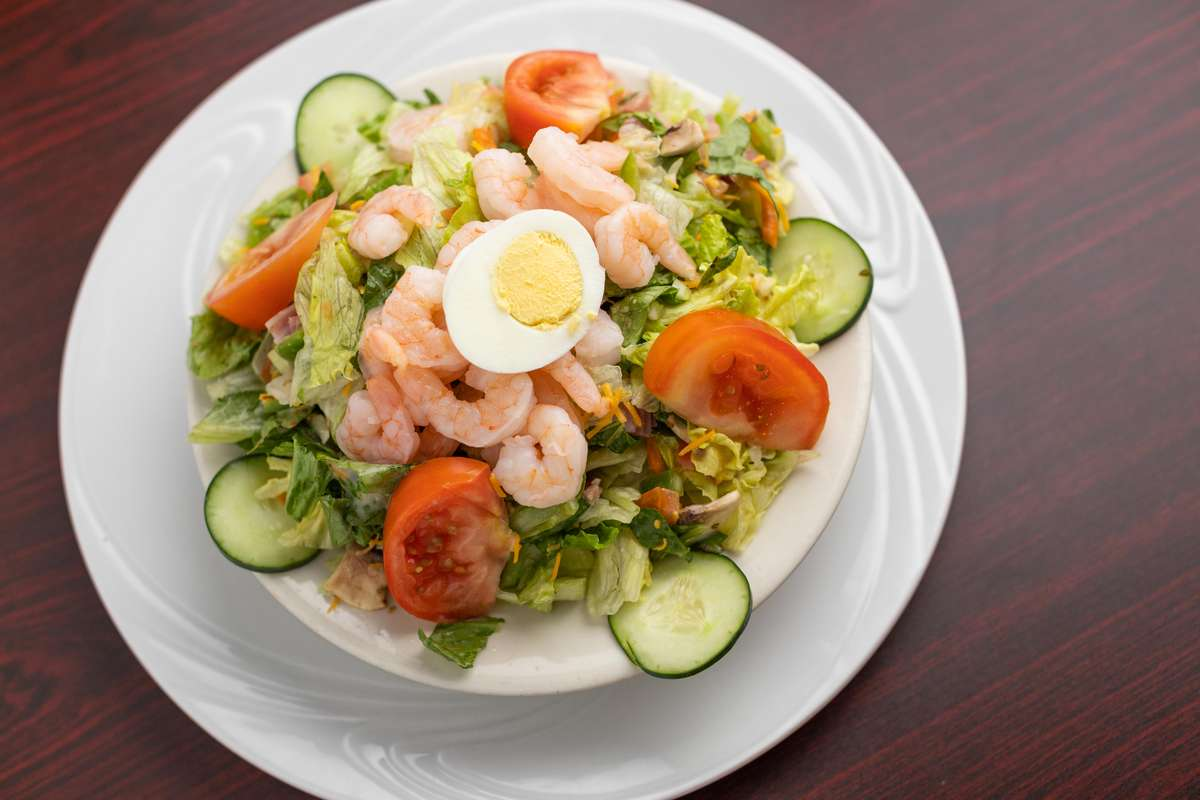 Prince Harry - Tossed Chopped Salad
