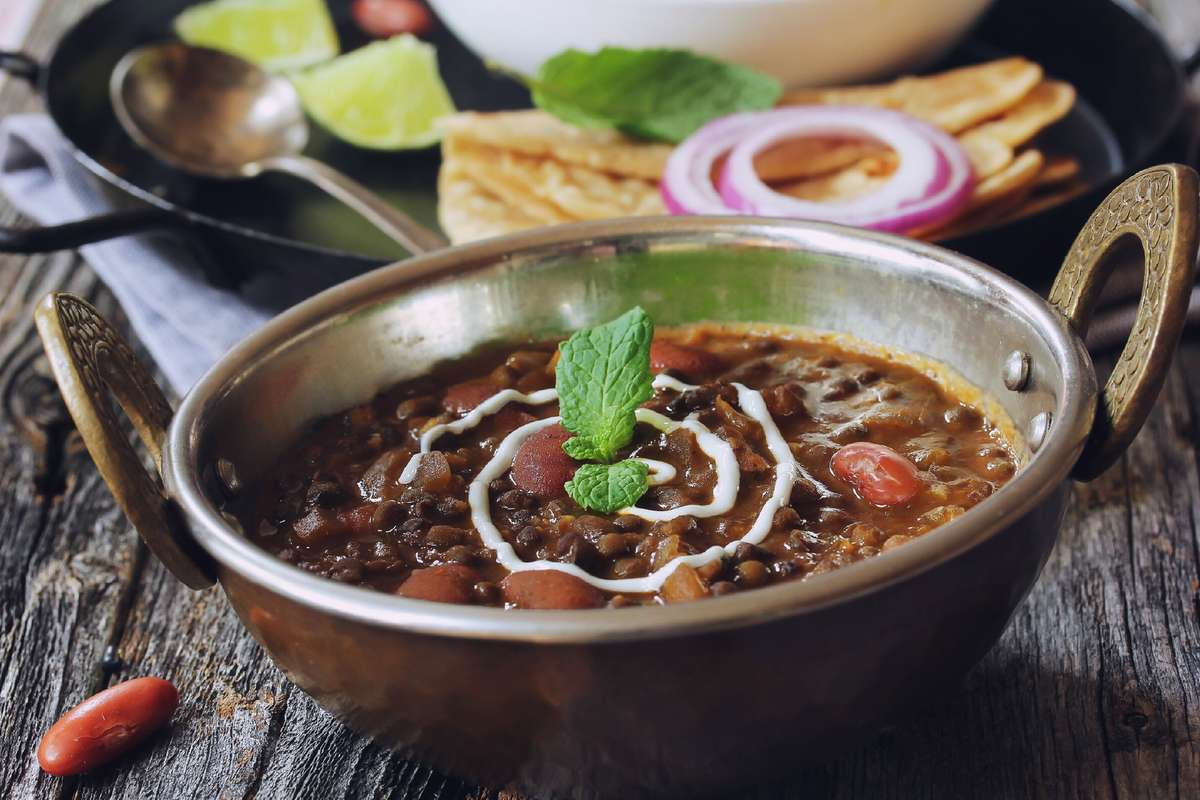 3-Bean Dal Makhani