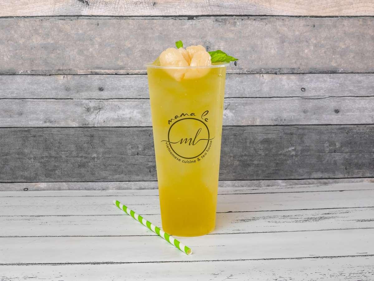 Lychee Green Tea