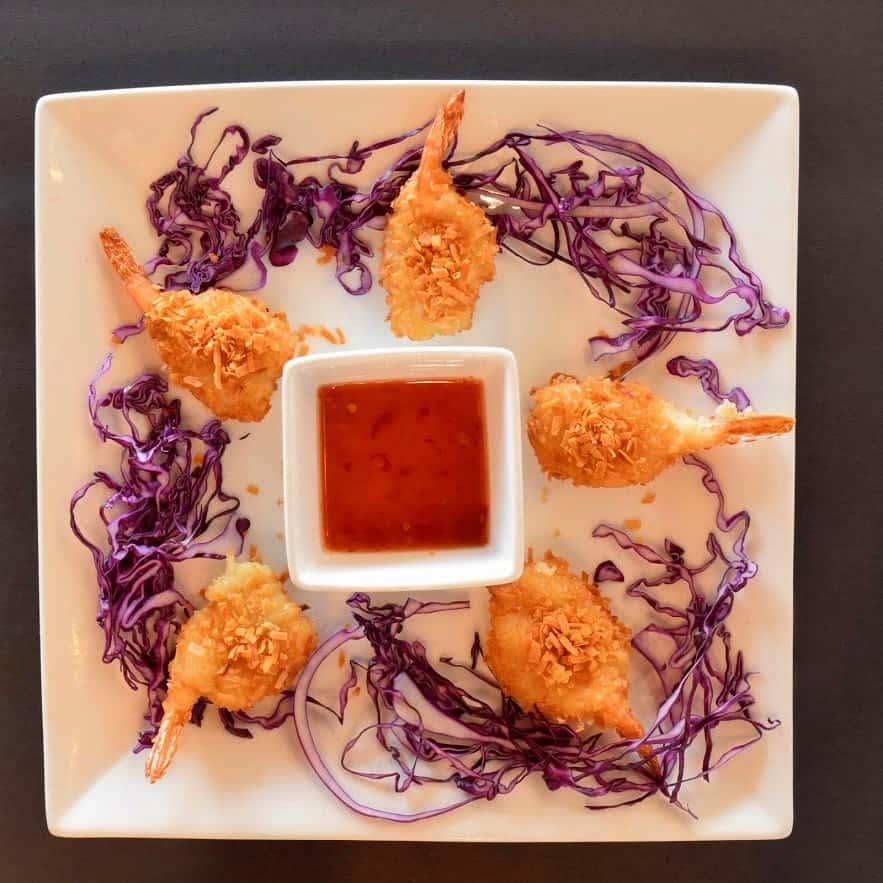 Coconut Shrimp / Tôm Dừa Chiên (6)