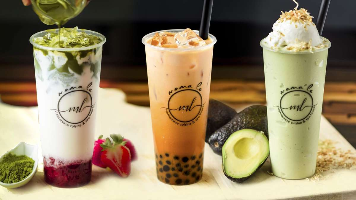 Build Your Own Boba