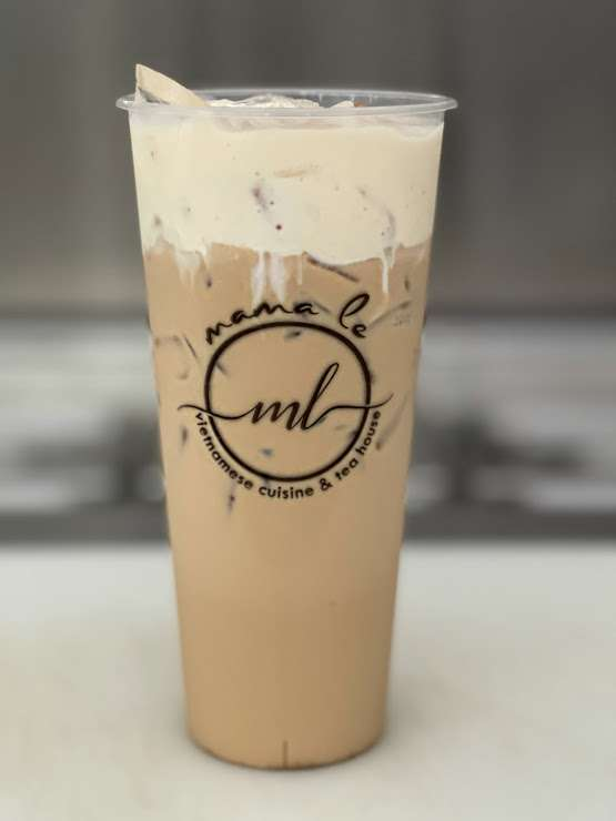 Vietnamese Milk Coffee