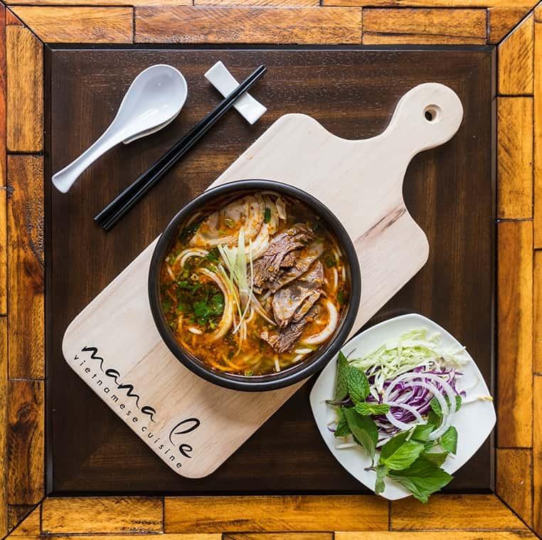 Spicy Beef Noodle Soup / Bún Bò Huế