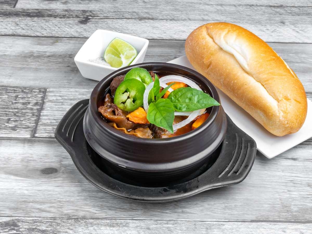 Beef Stew / Phở Bò Kho