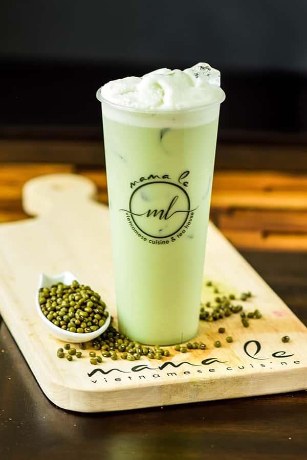 Mungbean Milk Tea