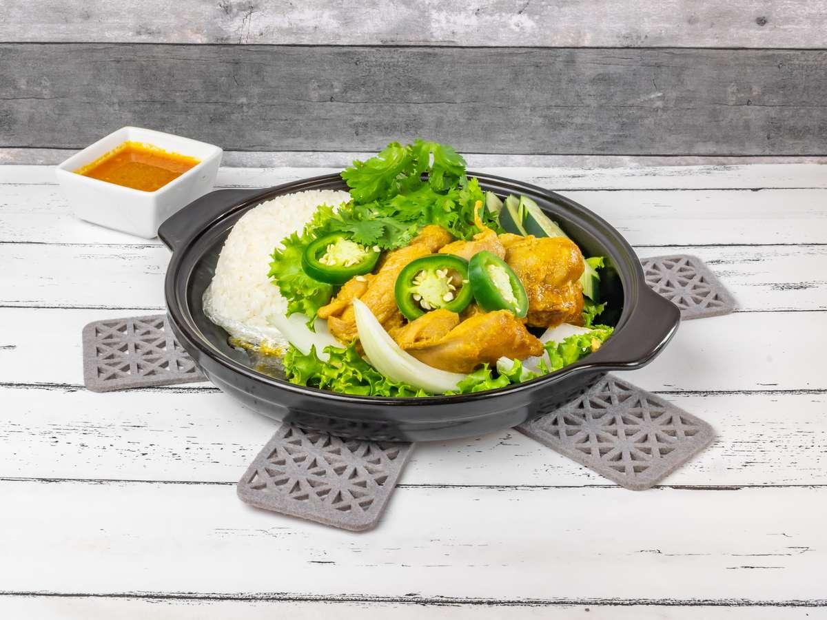 Chicken Curry / Cà Ri Ga