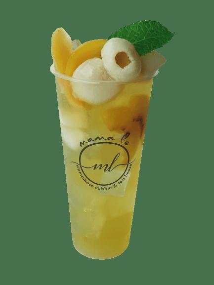 Peachy Lychee Tea