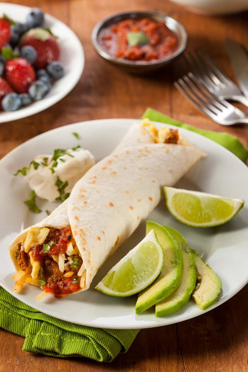 Breakfast Taco Feast