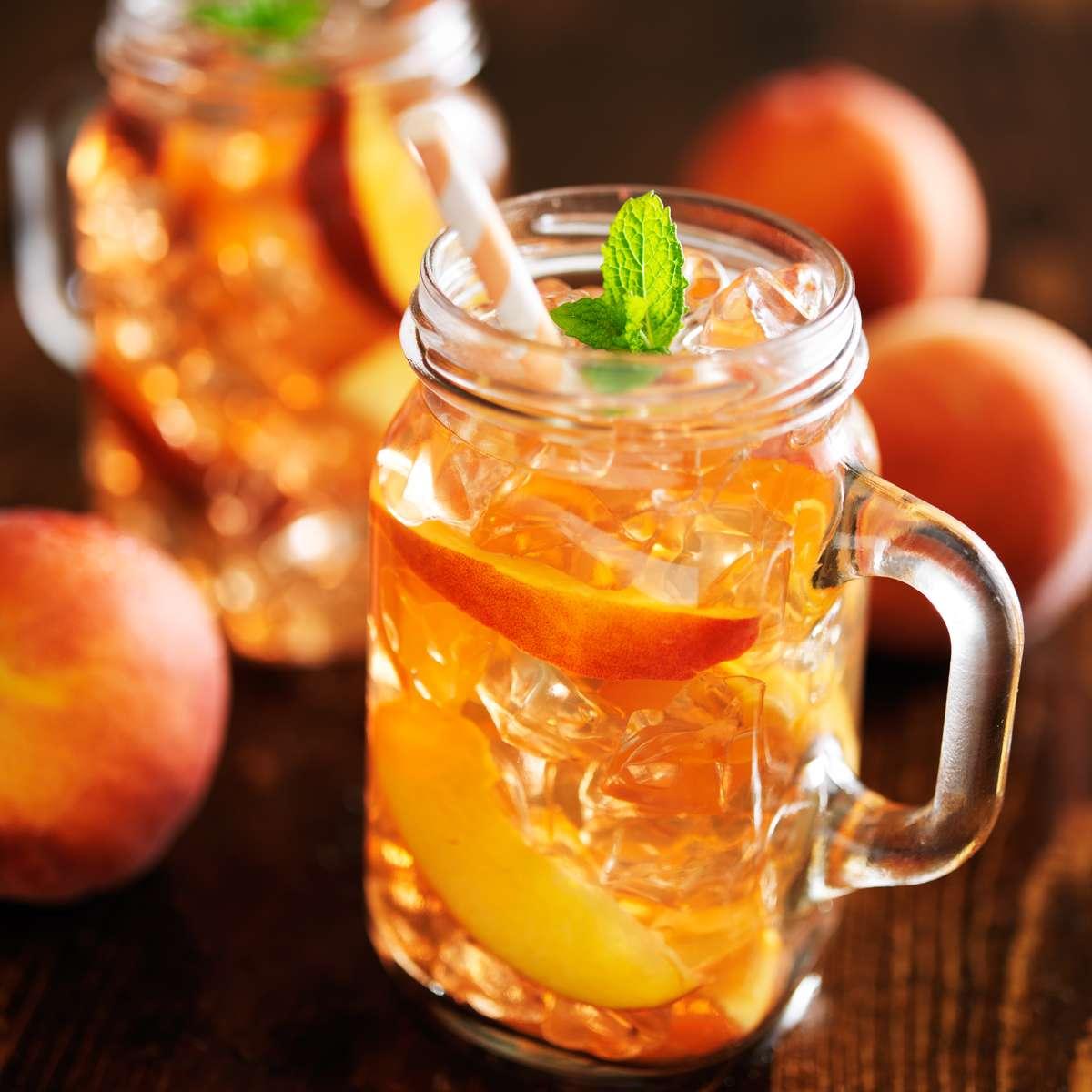 Peach Tea Gallon