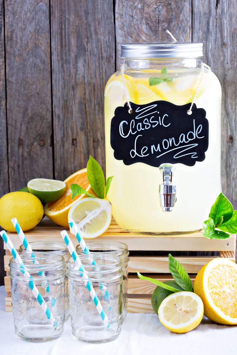 Lemonade Gallon