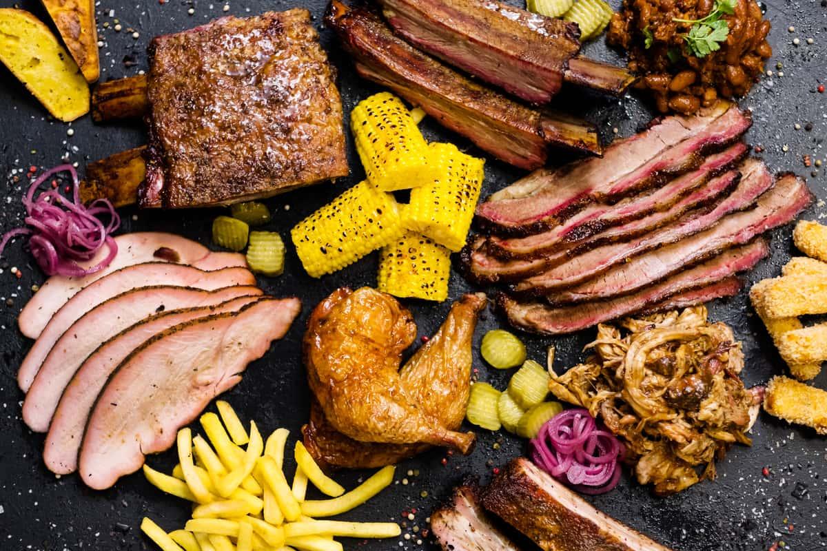 BBQ Banquet - 2 Meats