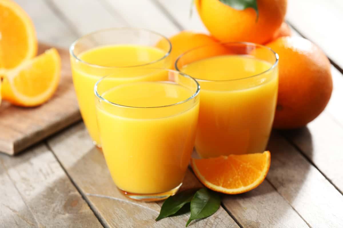 Orange Juice Gallon