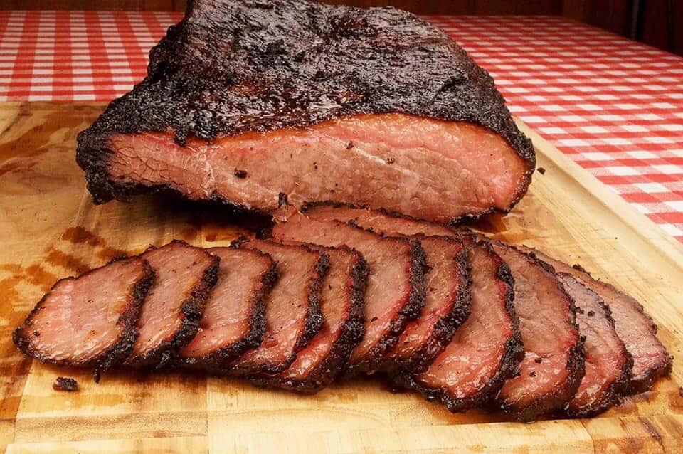 Beef Brisket Platter