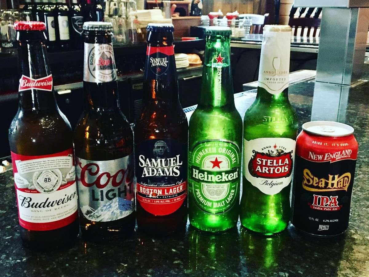 Craft Beer (Bottles & Cans)