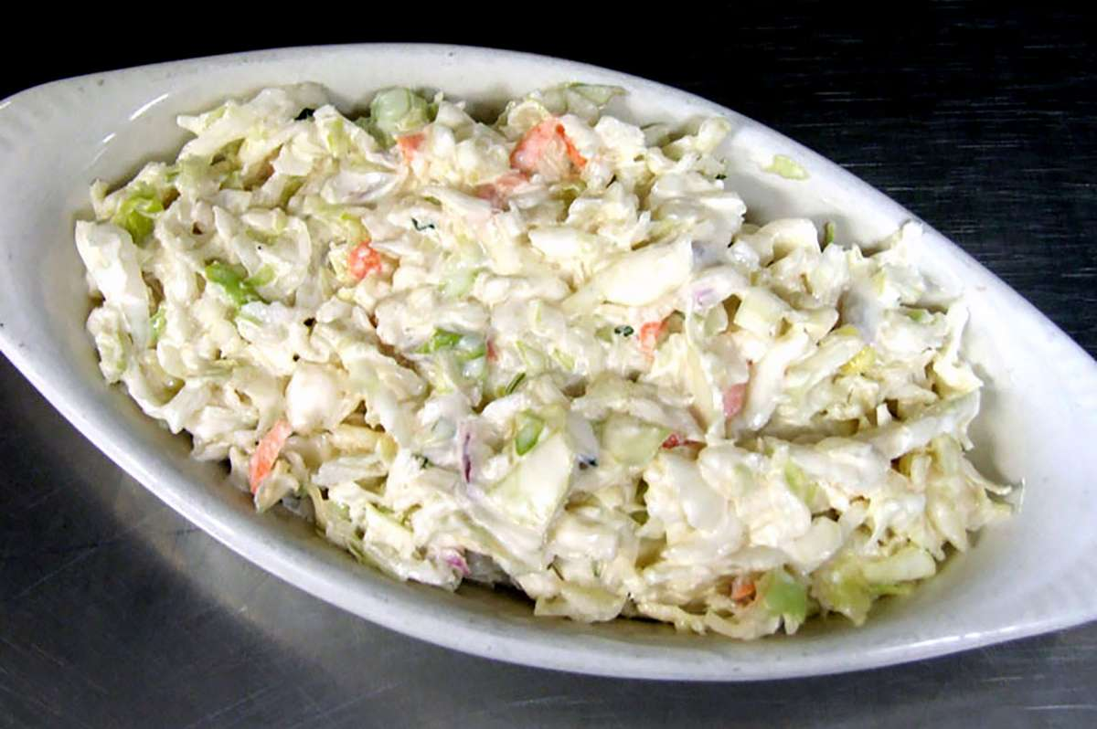 Cookhouse Coleslaw