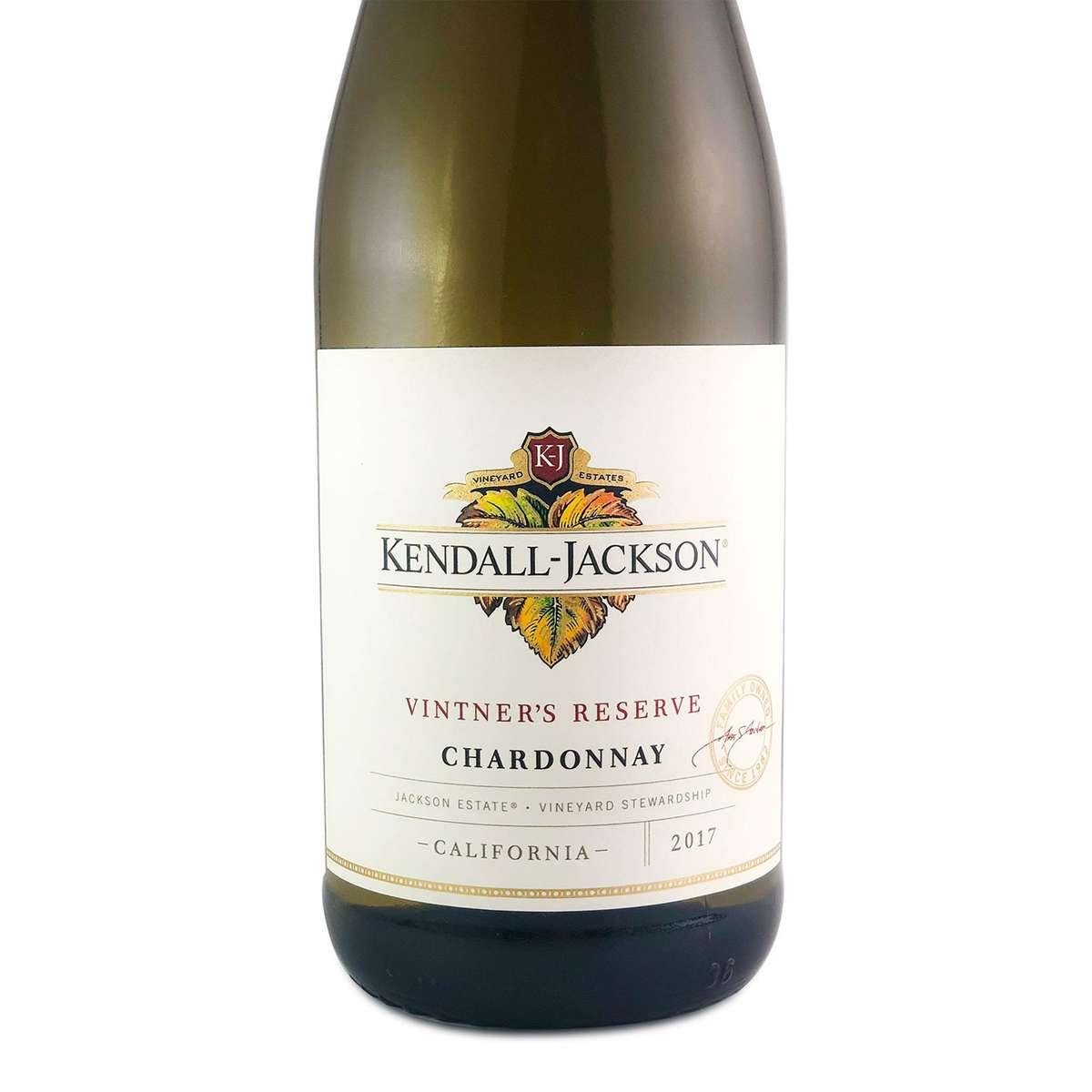 Kendall Jackson Vintner's Reserve Chardonnay – California
