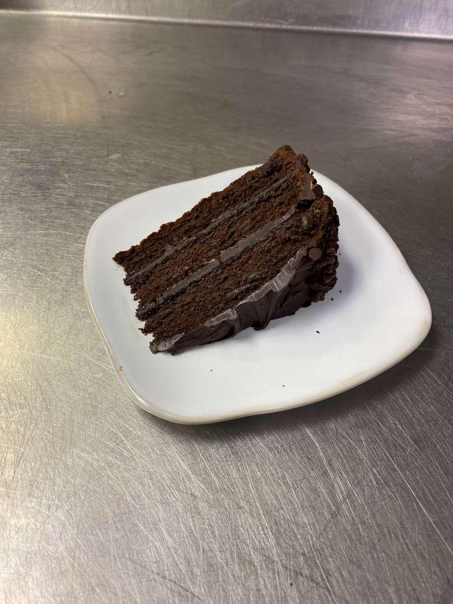 3-Layer Chocolate Cake