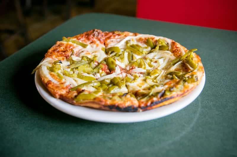 Pepper & Onion Pizza