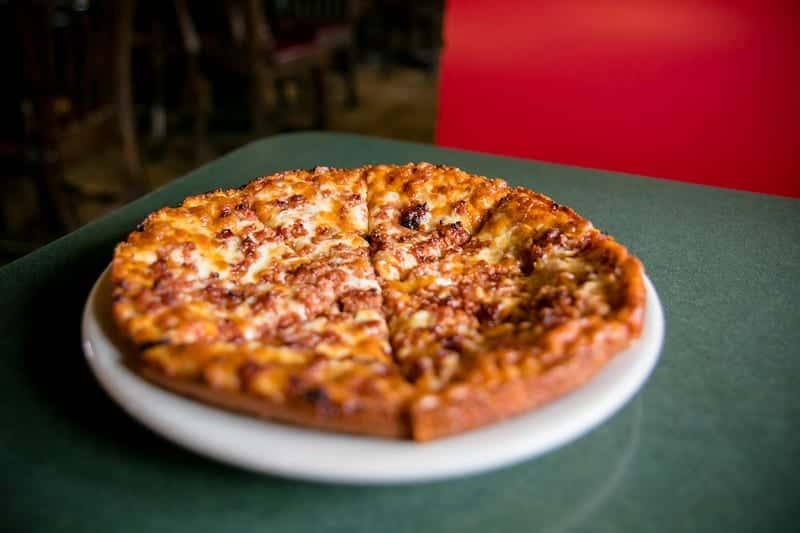 Linguica Pizza