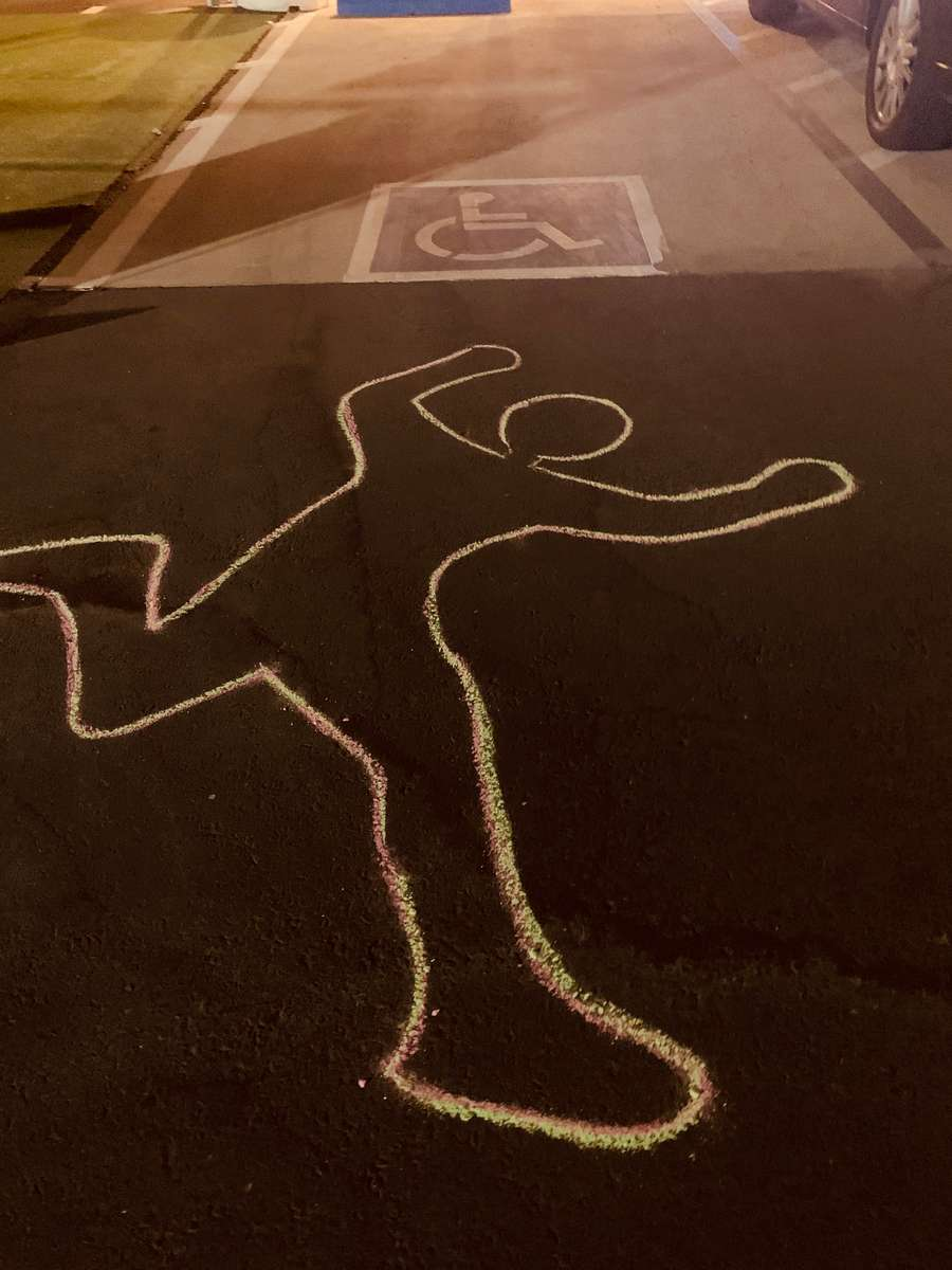 chalk body