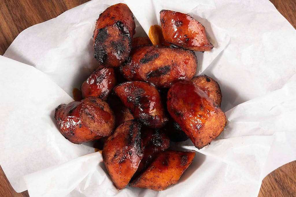 Louisiana Hot Sausage Bites