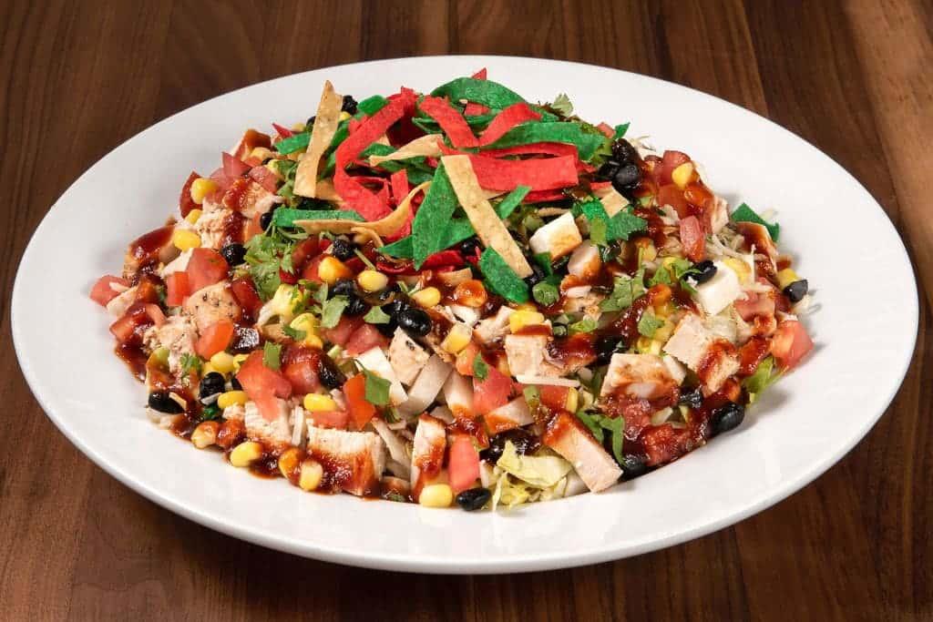 BBQ Chopped Southwest Salad