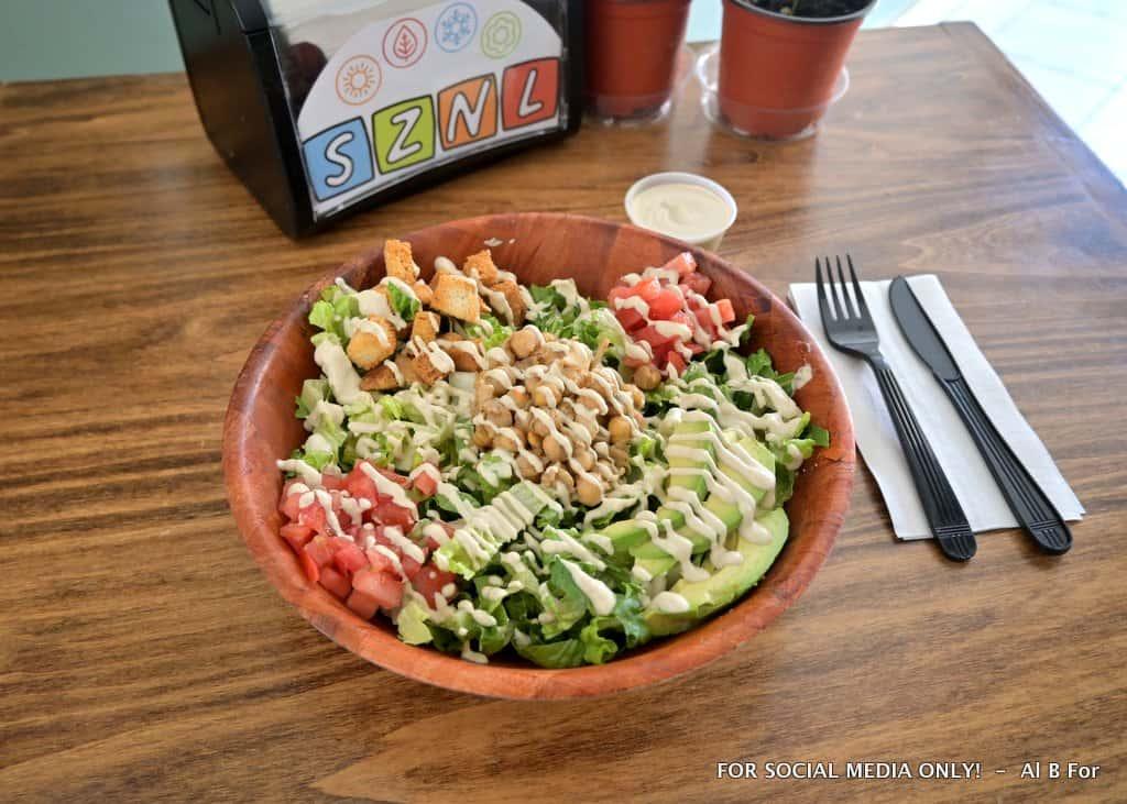 CZR Salad