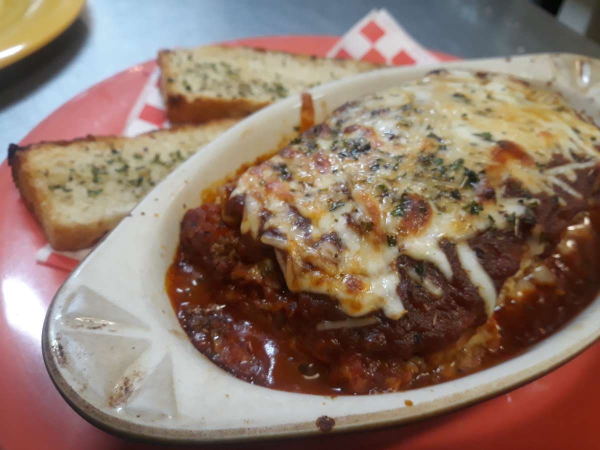 Baked Lasagne