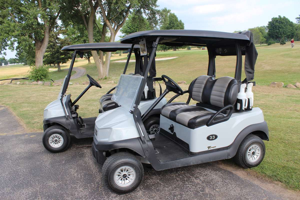 New carts for 2020!
