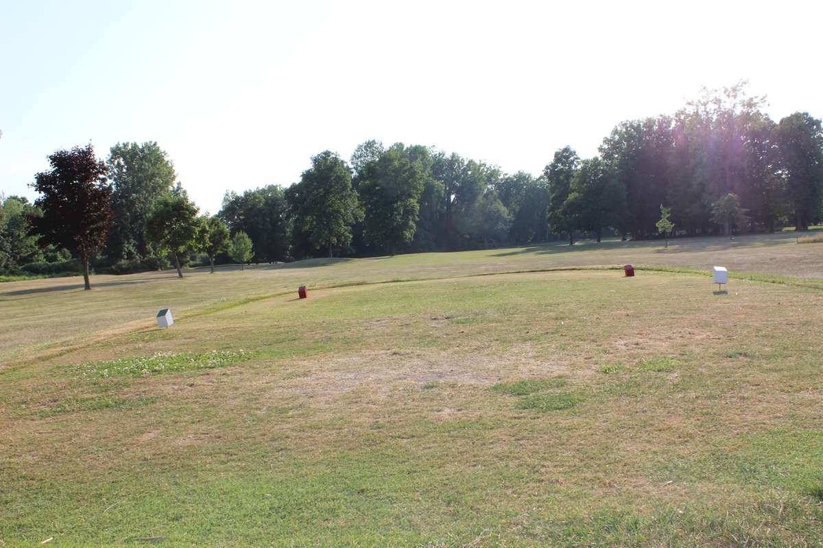 View of hole 11