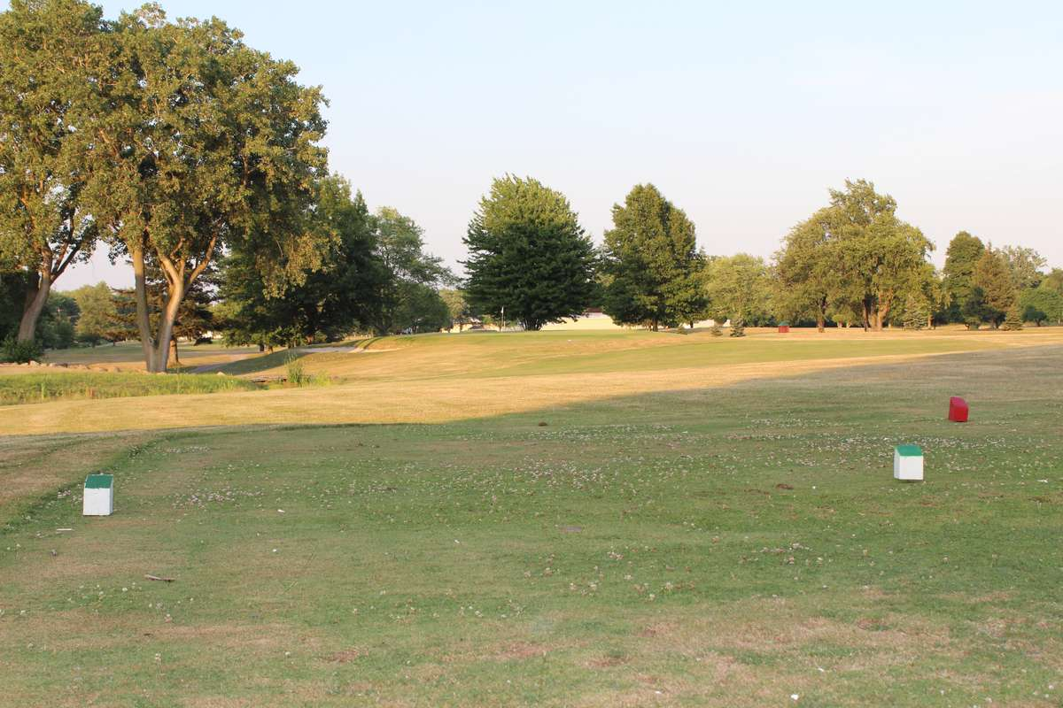 View of hole 3