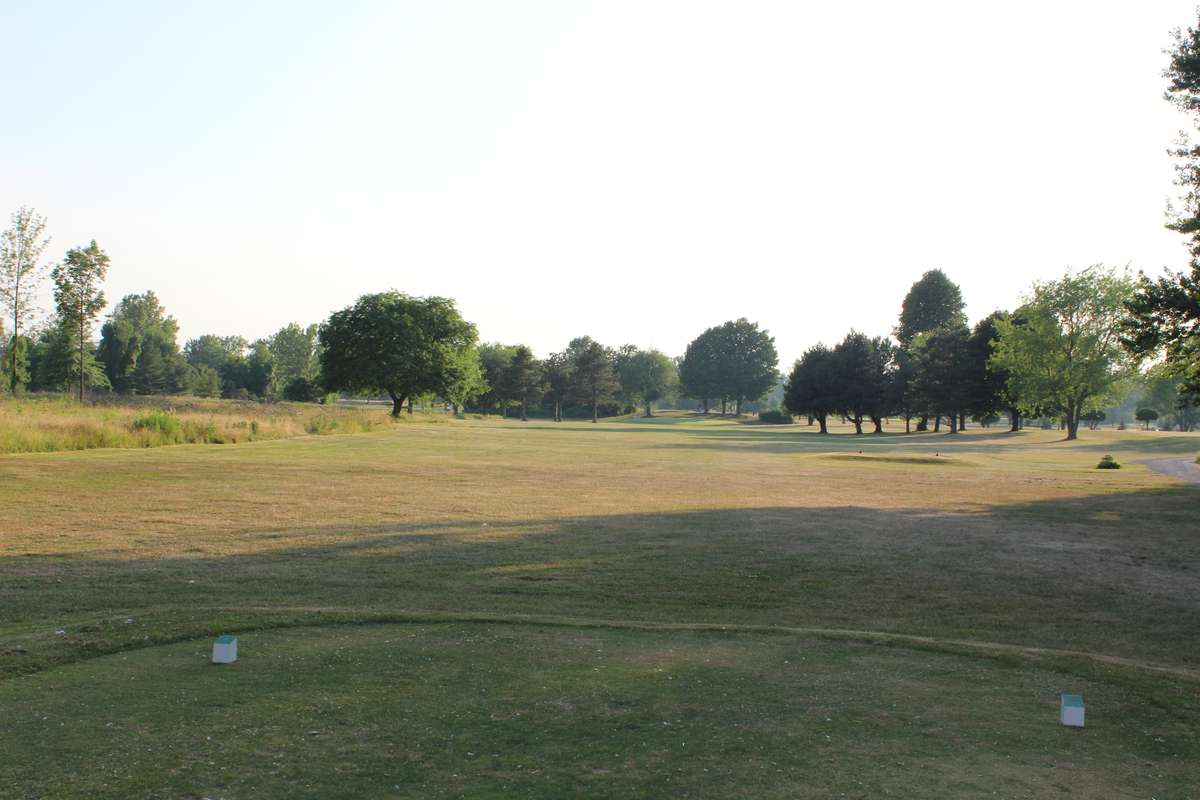 View of hole 5