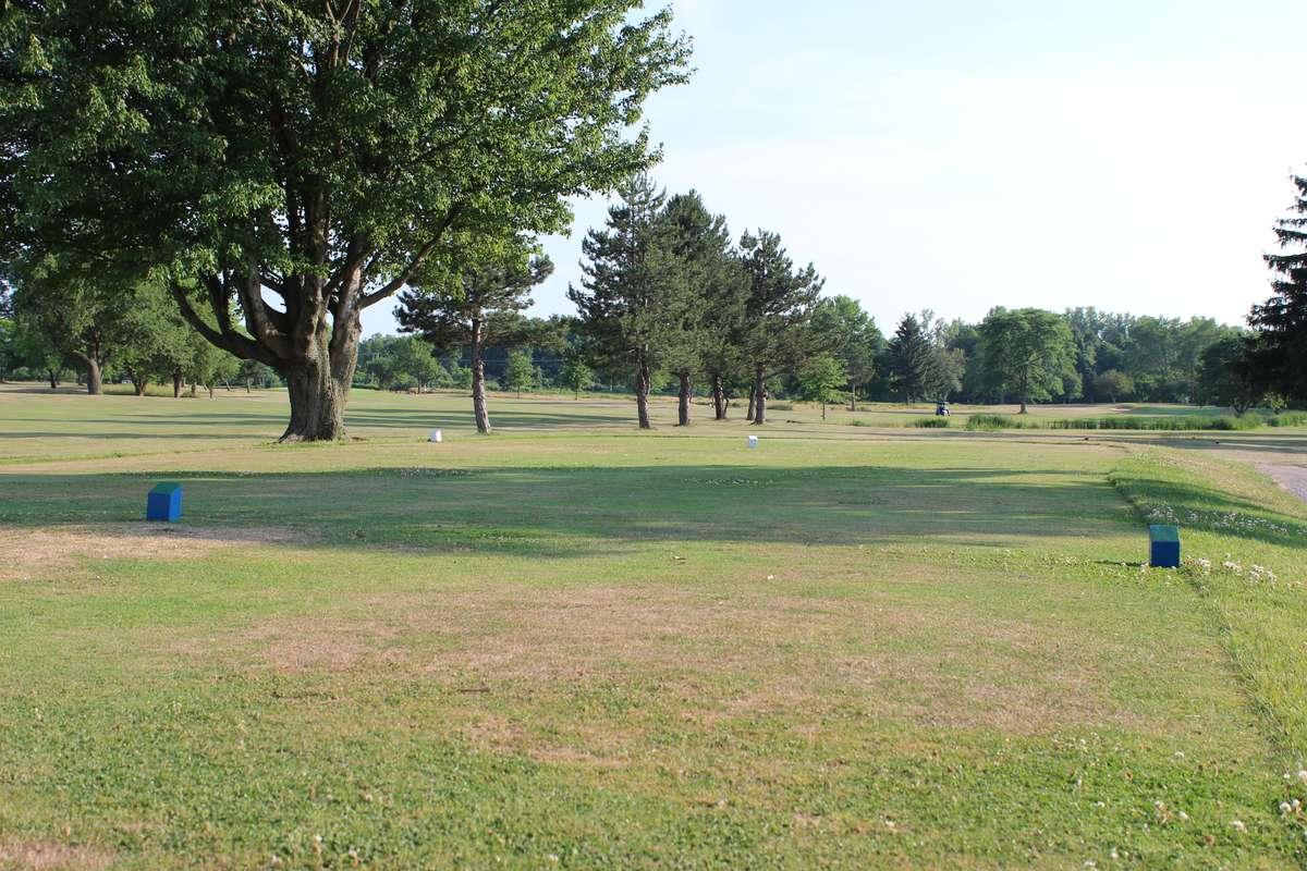 View of hole 10