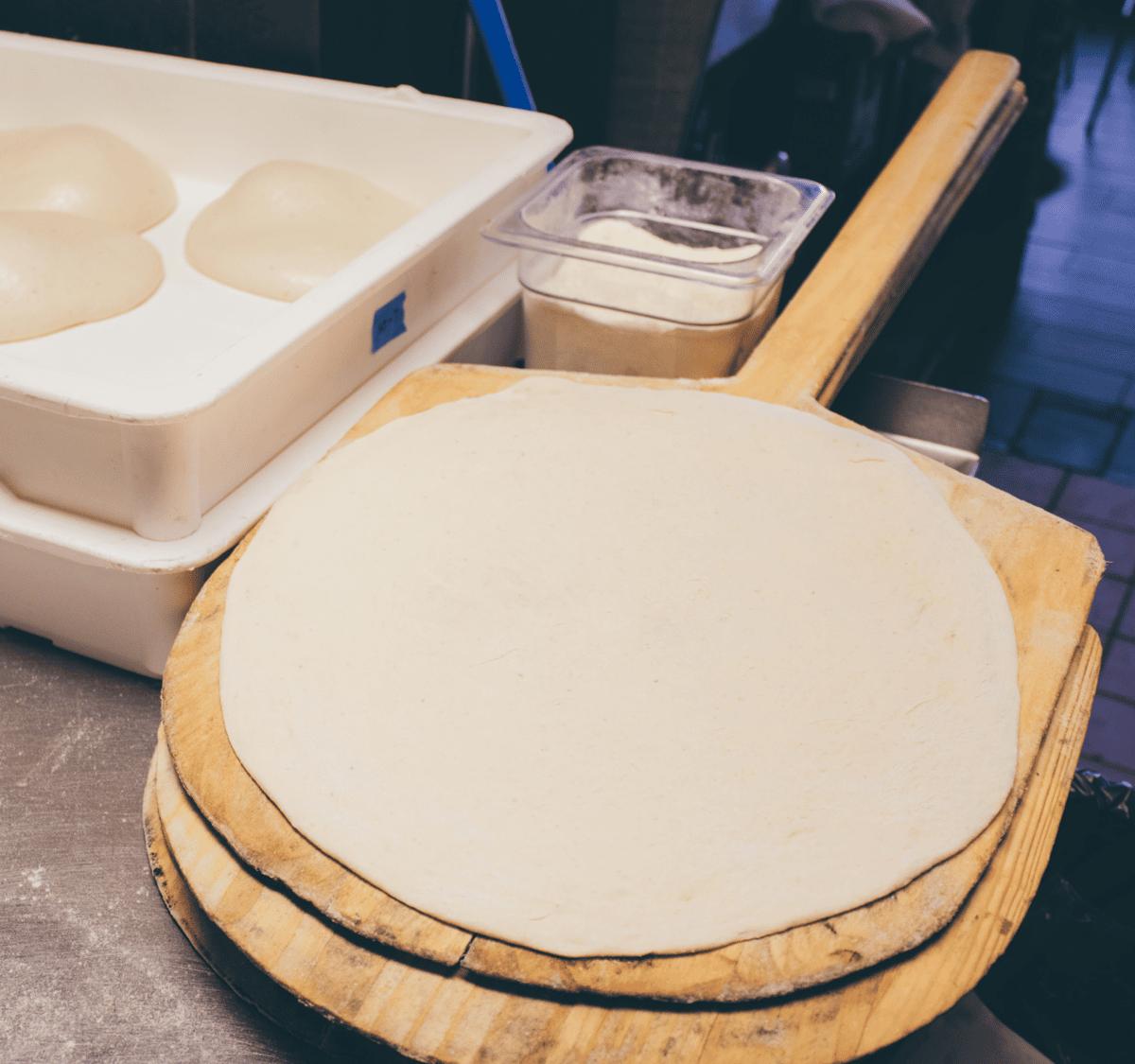 Traditional NEOpolitan Crust